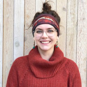 Whitney Pomroy, Graphic Design Intern at Big Storm