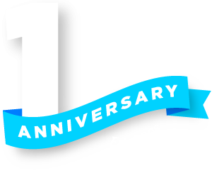 10th Year Anniversary, Est. 2008