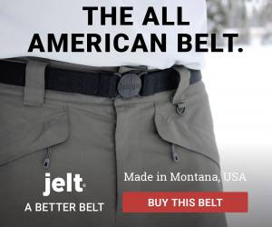 Jelt belt online ad for men