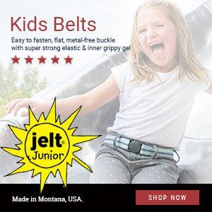 Jelt belt online ad