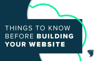 Things to Know Before Building Your Website