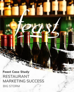 Feast wine selection image