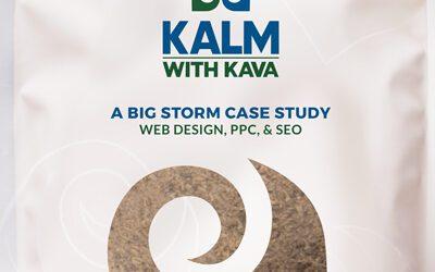eCommerce Case Study – Kalm with Kava