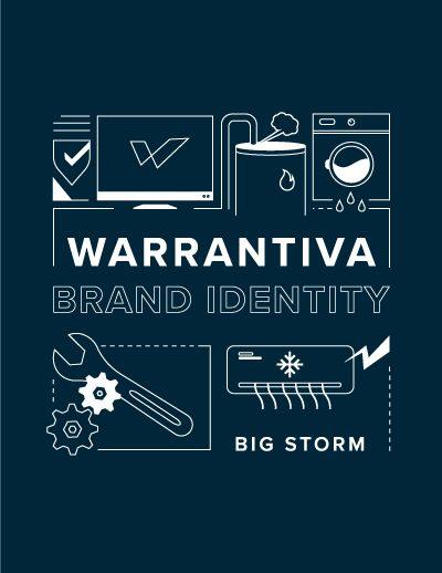 Brand and Website Design for HVAC Software Warrantiva