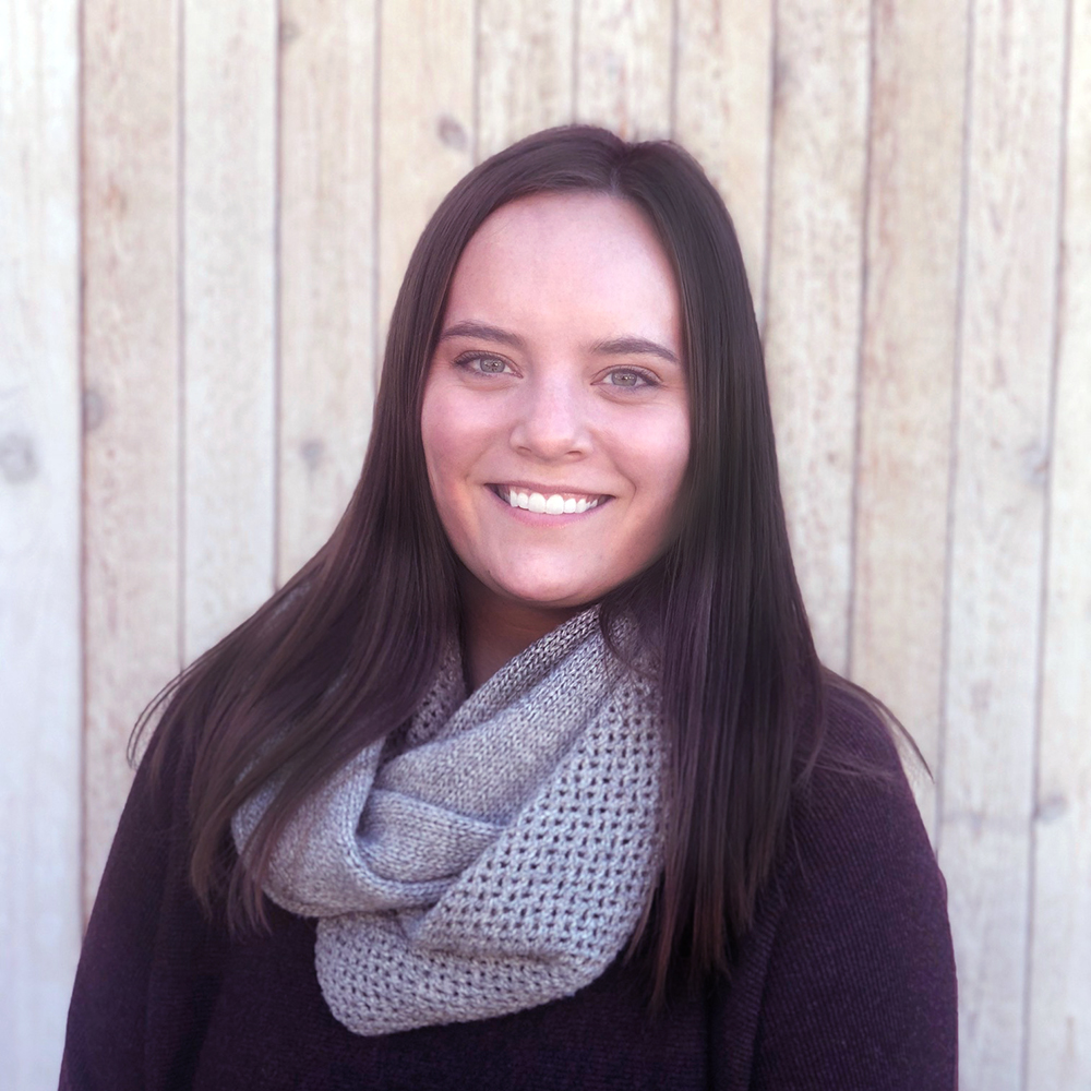 Emily Gunderson, Big Storm Graphic Designer, Lead Designer